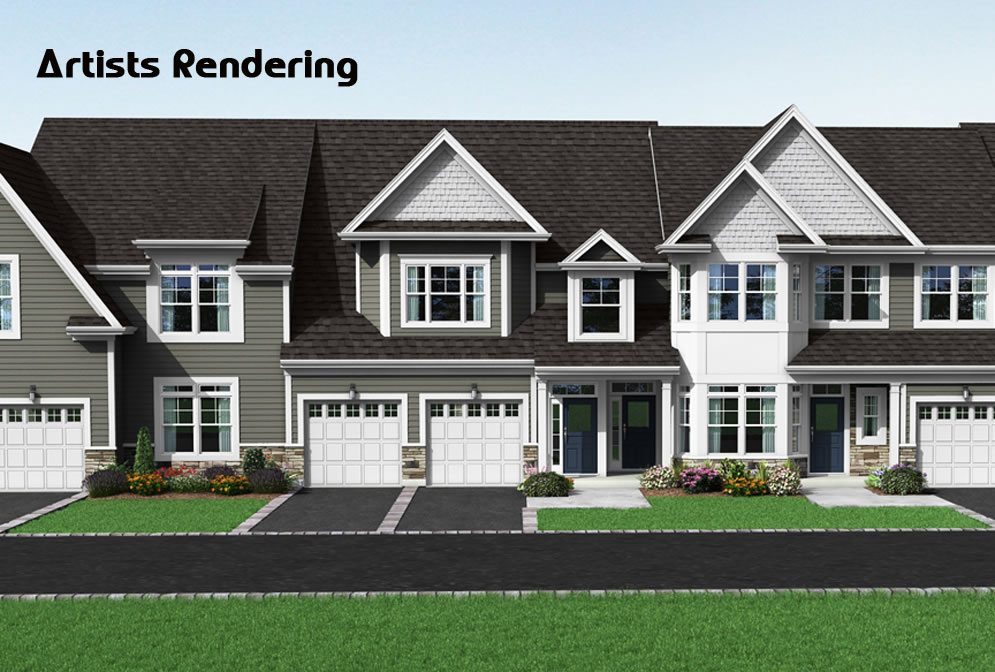 Country Pointe Woods at Smithtown Artist Rendering