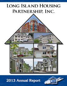 Long Island Housing Partnership 2013 Annual Report