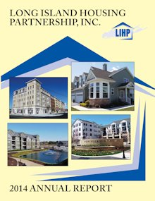 Long Island Housing Partnership 2014 Annual Report