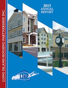 Long Island Housing Partnership 2015 Annual Report