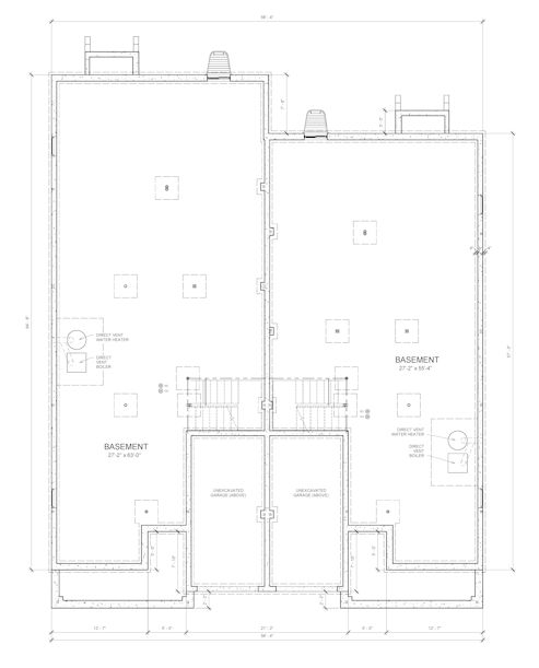 Pines at Bohemia - Floor Plans 1